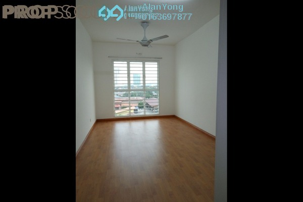 For Rent Condominium at Panorama Residences, Sentul Freehold Semi Furnished 3R/2B 1.52k