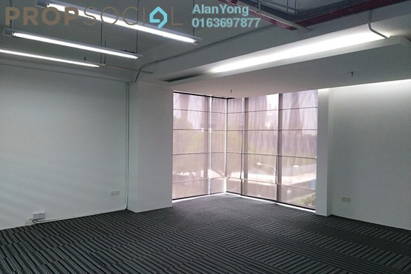 For Rent Office at d7, Sentul Freehold Semi Furnished 0R/0B 2.3k
