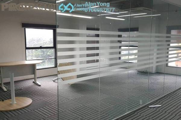 For Rent Office at d7, Sentul Freehold Fully Furnished 0R/0B 5k
