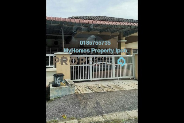 For Sale Terrace at Klebang Ria, Bandar Baru Sri Klebang Freehold Unfurnished 3R/2B 200k