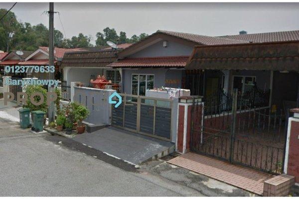 For Sale Terrace at Taman Sri Endah, Sri Petaling Freehold Semi Furnished 3R/2B 612k