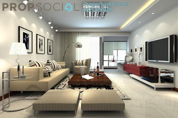 For Sale Condominium at The Lakes Condominiums, Kota Kemuning Freehold Fully Furnished 2R/2B 351k