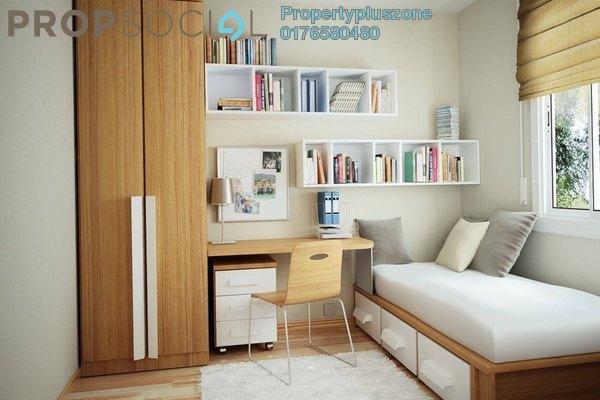 For Sale Condominium at Kemuning Residence, Kota Kemuning Freehold Fully Furnished 2R/2B 351k