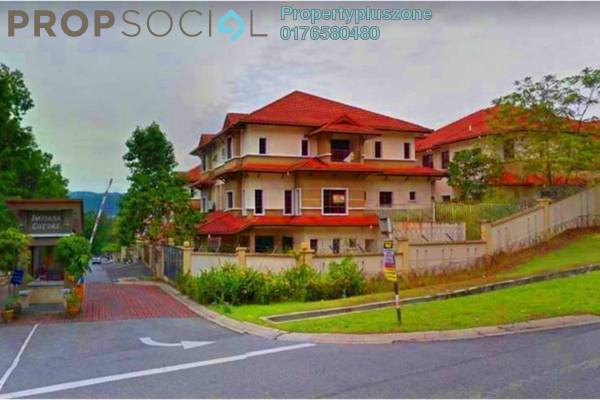 For Sale Semi-Detached at Eastpark 72, Bandar Mahkota Cheras Freehold Unfurnished 4R/5B 1.4m