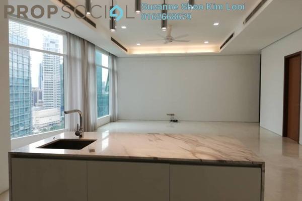 For Rent Condominium at Quadro Residences, KLCC Freehold Semi Furnished 5R/4B 7.9k