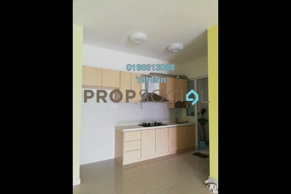 For Rent Condominium at Scenaria, Segambut Freehold Unfurnished 4R/3B 2.3k