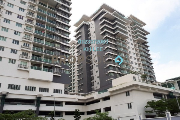 For Sale Condominium at The Regina, UEP Subang Jaya Freehold Semi Furnished 3R/3B 680k