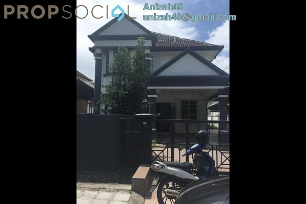 For Sale Link at Bandar Country Homes, Rawang Freehold Semi Furnished 5R/3B 800k