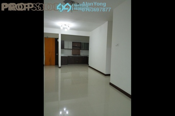 For Rent Condominium at Panorama Residences, Sentul Freehold Semi Furnished 3R/2B 1.55k