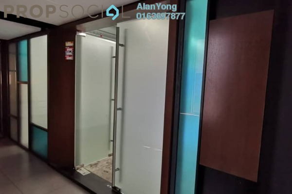 For Rent Office at d7, Sentul Freehold Semi Furnished 0R/0B 2.2k