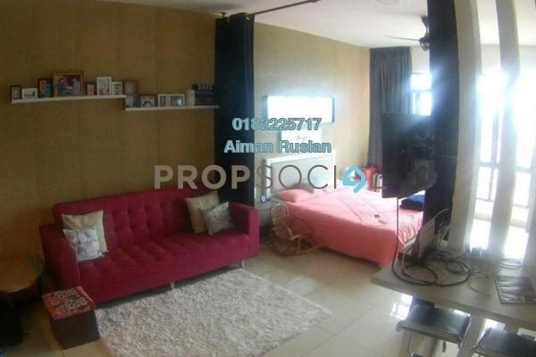For Sale SoHo/Studio at EVO Soho Suites, Bandar Baru Bangi Freehold Fully Furnished 1R/1B 320k