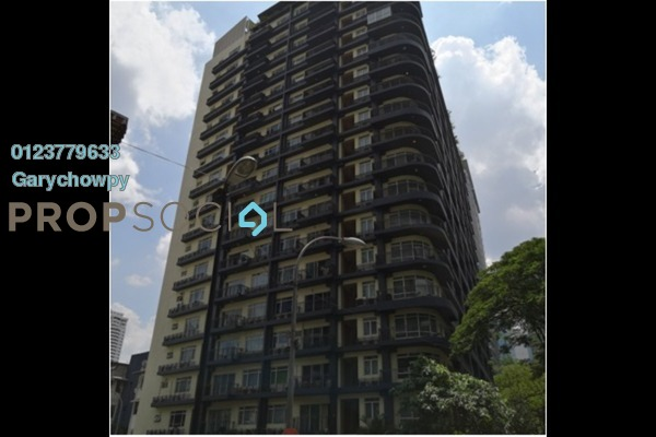 For Sale Serviced Residence at 38 Bidara, Bukit Ceylon Freehold Semi Furnished 3R/2B 514k