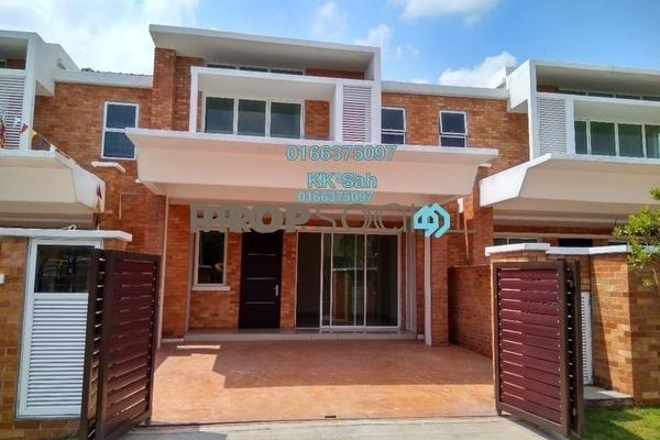 For Sale Terrace at Palm Walk, Bandar Sungai Long Freehold Unfurnished 4R/4B 798k