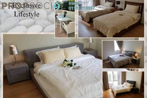 For Rent Condominium at Nobleton Crest, Ampang Hilir Freehold Fully Furnished 4R/4B 18k