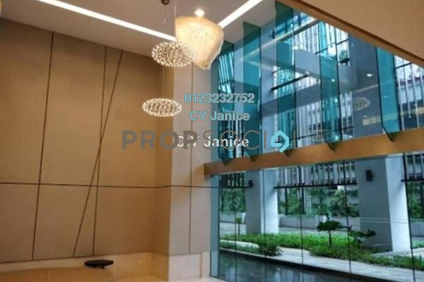 For Sale Condominium at Residensi 22, Mont Kiara Freehold Semi Furnished 3R/4B 1.79m