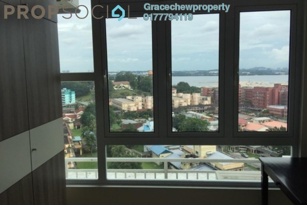 For Rent Serviced Residence at Golden Sands Seaview Residence Suites, Johor Bahru Freehold Fully Furnished 2R/2B 1.88k