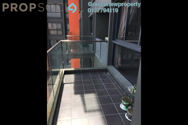 For Rent Apartment at V @ SummerPlace, Johor Bahru Freehold Semi Furnished 2R/2B 2.28k