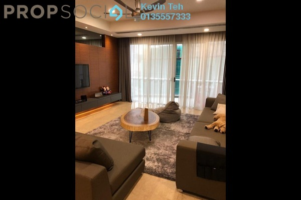 For Sale Condominium at 28 Mont Kiara, Mont Kiara Freehold Fully Furnished 4R/3B 2.9m