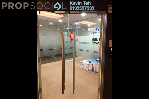 For Rent Office at Solaris Mont Kiara, Mont Kiara Freehold Semi Furnished 0R/0B 5.7k