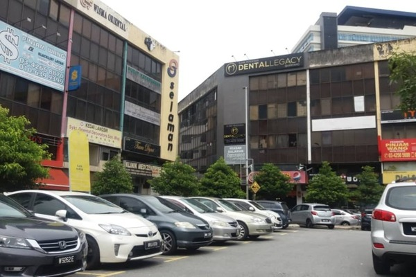 For Rent Shop at Ampang Point, Ampang Freehold Unfurnished 0R/0B 25k