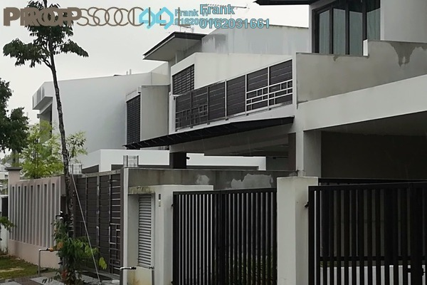 For Sale Terrace at Nusa Idaman, Iskandar Puteri (Nusajaya) Freehold Unfurnished 4R/4B 705k