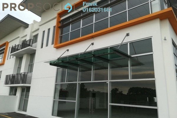 For Sale Factory at Saujana Technopark, Rawang Freehold Unfurnished 0R/0B 2.45m