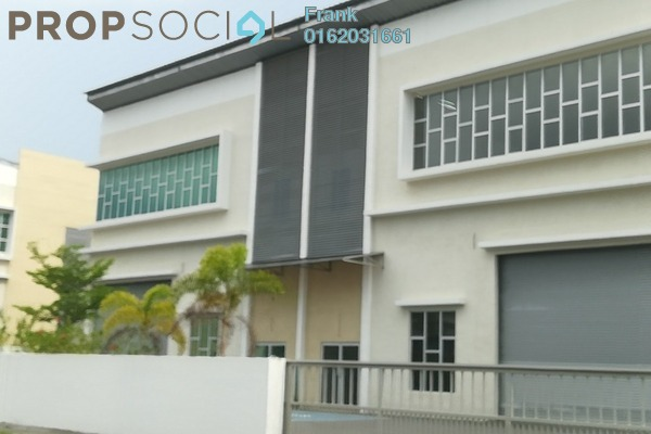 For Sale Factory at Zone Innovation Park, Klang Freehold Unfurnished 0R/0B 3.71m