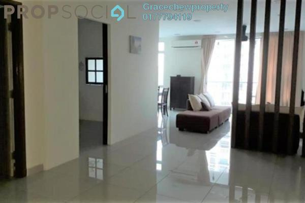 For Rent Apartment at D'Ambience, Johor Bahru Freehold Fully Furnished 3R/2B 2.2k