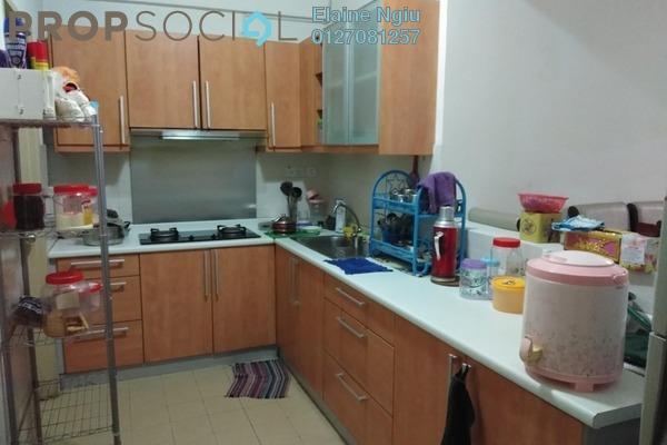 For Rent Condominium at Aman Heights, Seri Kembangan Freehold Semi Furnished 4R/2B 900translationmissing:en.pricing.unit