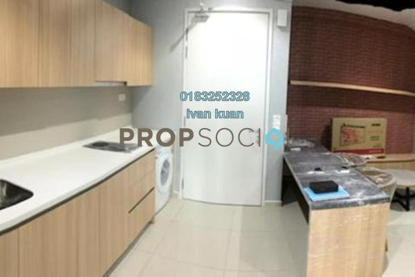 For Rent Condominium at i-City, Shah Alam Freehold Fully Furnished 0R/1B 1.3k