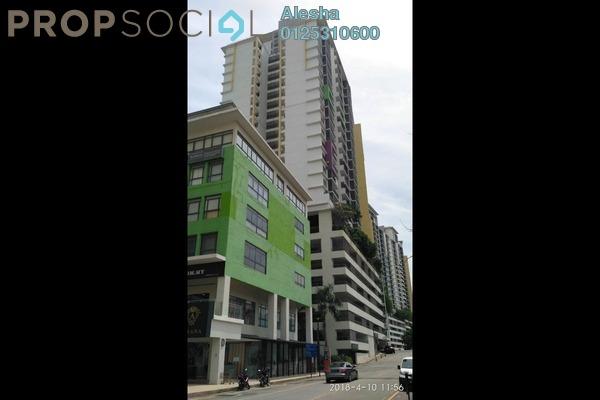 For Sale Apartment at Setia Walk, Pusat Bandar Puchong Freehold Unfurnished 0R/0B 590k