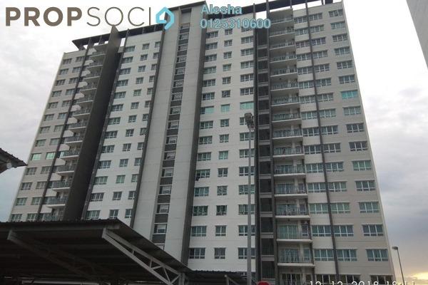 For Sale Apartment at Nusa Idaman, Iskandar Puteri (Nusajaya) Freehold Unfurnished 0R/0B 266k