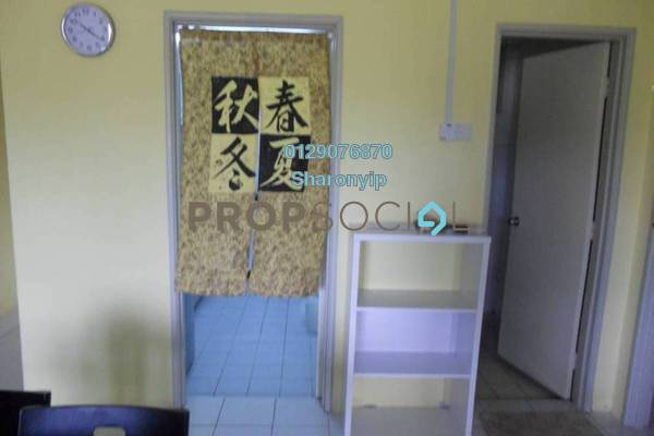 For Sale Condominium at Garden Park, Bandar Sungai Long Freehold Semi Furnished 3R/2B 290k