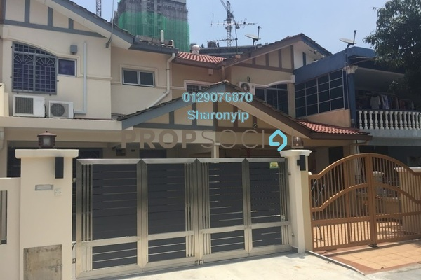 For Sale Terrace at Damai Perdana, Bandar Damai Perdana Freehold Semi Furnished 4R/3B 620k