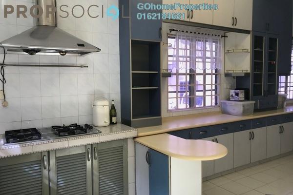 For Sale Terrace at Bayan Hill Homes, Bandar Puchong Jaya Freehold Semi Furnished 5R/4B 1m
