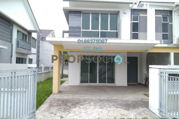 For Rent Semi-Detached at Bandar Parklands, Klang Freehold Semi Furnished 5R/4B 1.5k