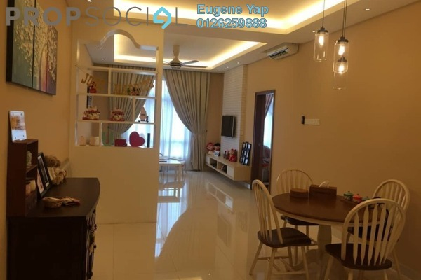 For Sale Condominium at Royal Regent, Dutamas Freehold Fully Furnished 3R/2B 700k