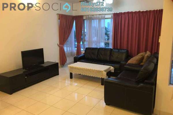For Rent Condominium at Viva Residency, Sentul Freehold Fully Furnished 3R/2B 2.5k
