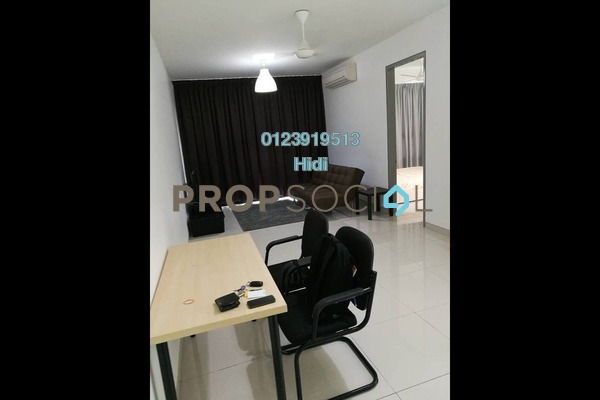 For Rent Serviced Residence at Epic Residence, Bandar Bukit Puchong Freehold Fully Furnished 1R/1B 1.3k