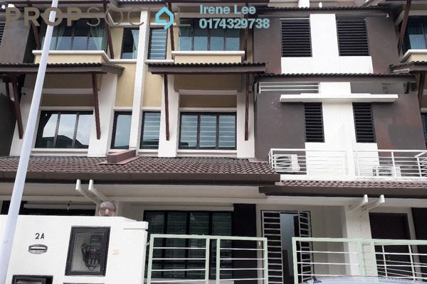 For Rent Terrace at Residence @ Southbay, Batu Maung Freehold Semi Furnished 6R/6B 2.4k