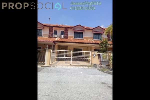 For Sale Terrace at Bandar Seri Botani, Ipoh Freehold Unfurnished 4R/3B 375k