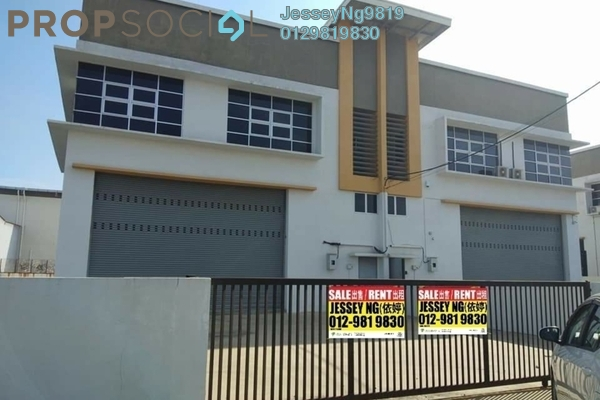 For Rent Factory at IGB International Industrial Park, Ipoh Freehold Unfurnished 0R/2B 4k