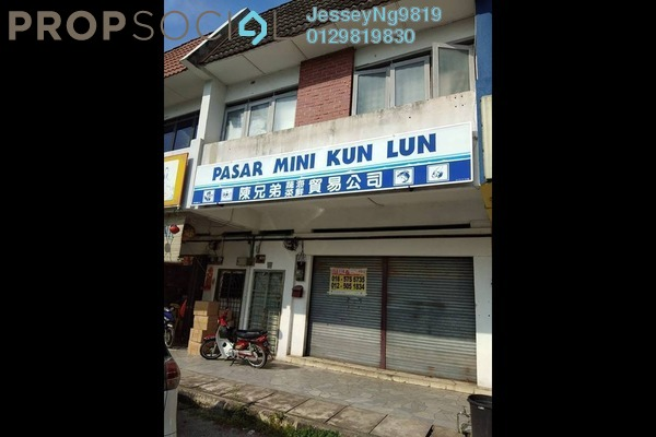 For Sale Shop at Taman Ipoh Jaya, Ipoh Leasehold Unfurnished 0R/2B 398k