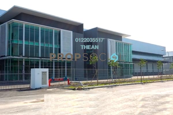 For Rent Factory at North Port, Port Klang Freehold Unfurnished 0R/0B 245k