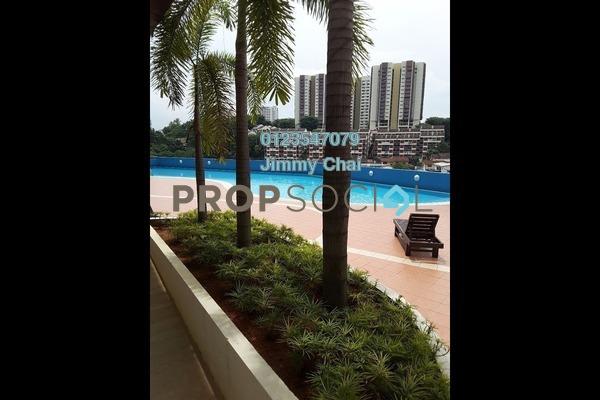 For Rent Condominium at Desa Permai, Taman Desa Freehold Semi Furnished 3R/2B 1.4k