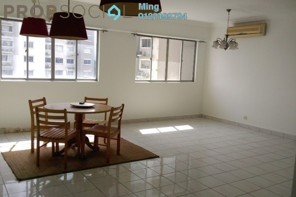 For Rent Condominium at Puncak Damansara, Bandar Utama Freehold Semi Furnished 3R/2B 1.5k