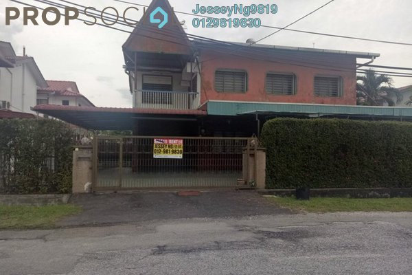 For Rent Bungalow at Taman Mayfair, Ipoh Freehold Unfurnished 5R/3B 2.2k