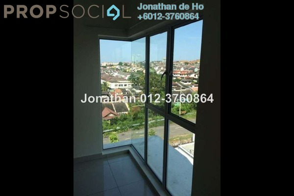 For Sale Condominium at Tiara ParkHomes, Kajang Freehold Semi Furnished 3R/2B 390k