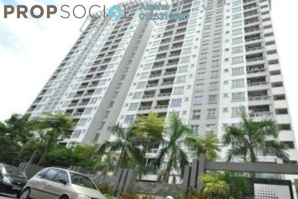 For Sale Condominium at Sterling, Kelana Jaya Freehold Unfurnished 0R/0B 730k