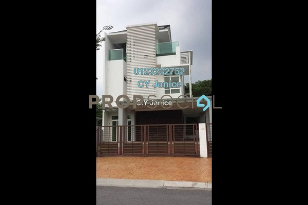 For Sale Bungalow at USJ Heights, UEP Subang Jaya Freehold Semi Furnished 6R/6B 2.7m